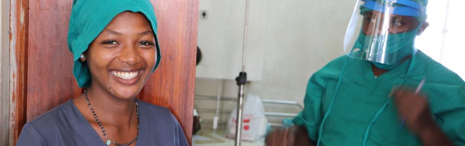 increasing health workers' understanding of global health issues
